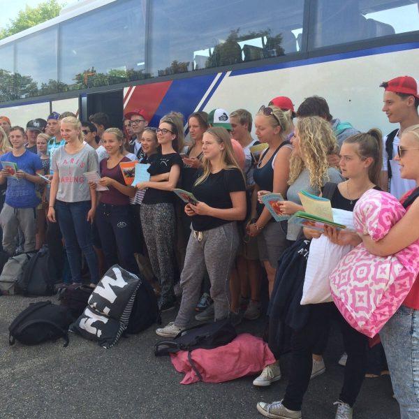 Kamp-bus